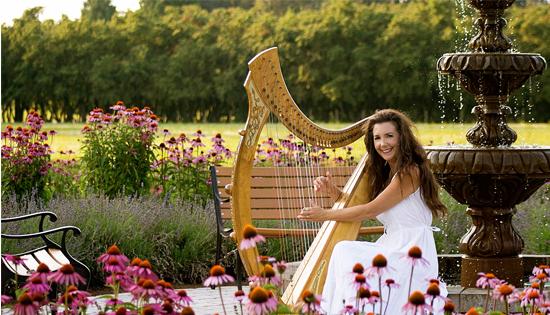 Harpist, Singer, Fluitist, and Composer